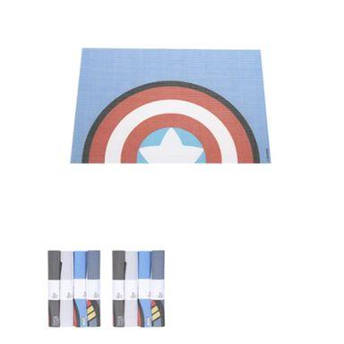 Mantel Individual Cartoon 2 Pzs MARVEL Podras Recibir Alguno De Los Productos En Las Imágenes Según Stock