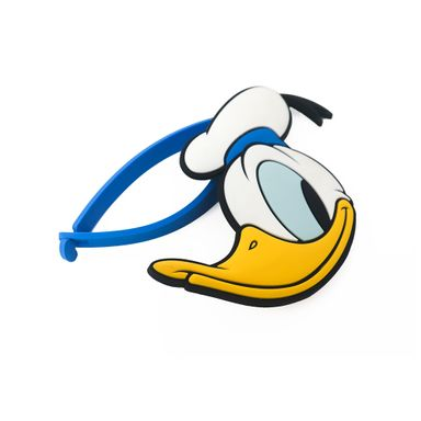Etiqueta para Equipaje Disney Pato Donald Plástico Azul