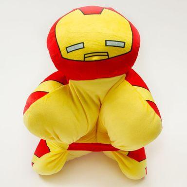 Cojín Plegable De Iron Man, Multicolor, Mediano, 40 cm Marvel