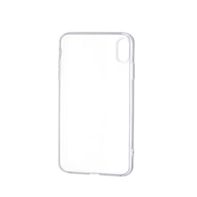 Funda Para Celular Iphone Xs Max, Transparente, Mediana