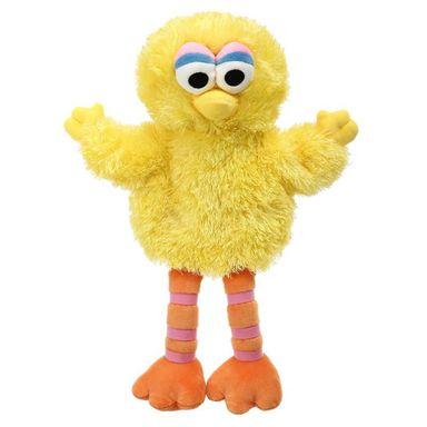 Peluche Big Bird Marioneta De Mano, 36 Cm,  Sesame Street