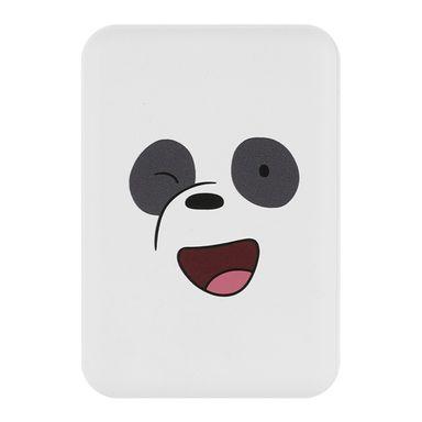 Batería Portátil Power Bank We Bare Bears Panda 10,000 mAh