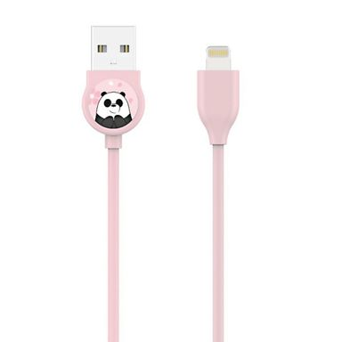 Cable We Bare Bears Panda De Carga Rápida Tipo C