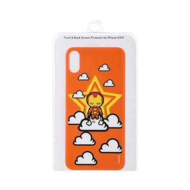 Mica de Cristal Templado para Iphone X/ Xs 3d - Marvel MARVEL