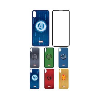 Mica de Cristal Templado para Iphone X/ Xs 3d V2 - Marvel MARVEL
