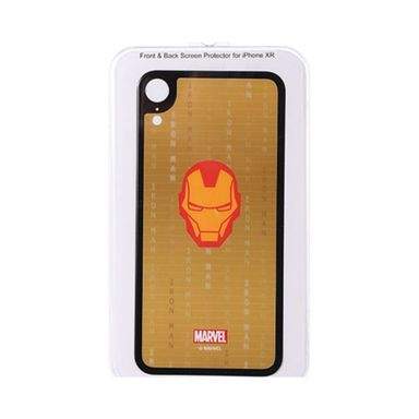 Mica de Cristal Templado para Iphone Xr 3d  V2- Marvel MARVEL