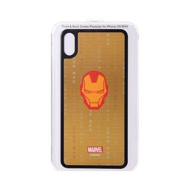 Mica de Cristal Templado para Iphone Xs Max 3d V2- Marvel MARVEL